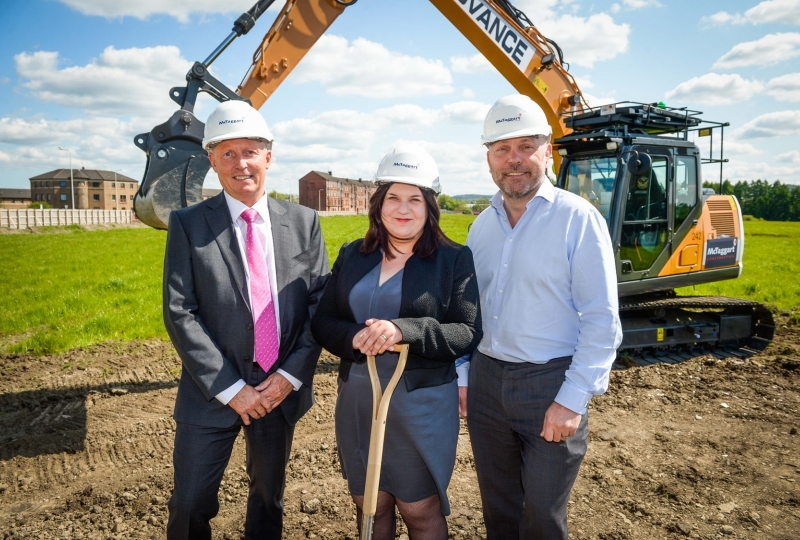 Dalmarnock Housing Development Fly-Through Released